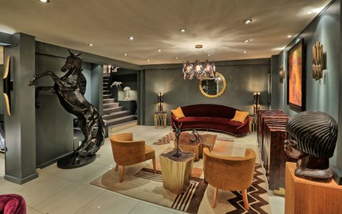 Covet Paris The new showroom at city of lights opens its doors today