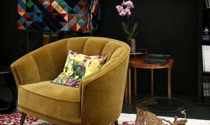 Come Celebrate 40 Years Of Design at Decorex Internacional | One of the biggest design events it's here! And this year it is a special one. The event celebrates its 40th anniversary and provides us with the best presents ever! #decorex #londondesignfestival #londondesign #decorexinternacional #decorex2017