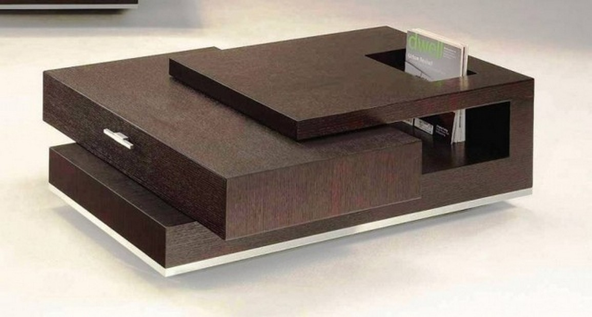 Modern Center Tables For Hotel Design Projects - Center Tables