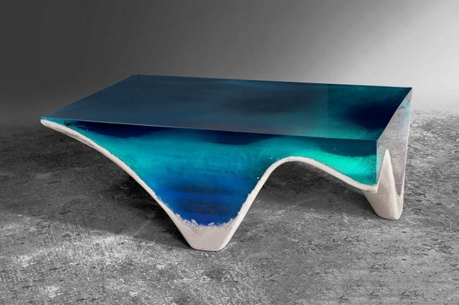 Be Drown To Look At This Incredible Design by Eduardo Locota | Eduardo Locota is a Romanian sculptor and designer. #interiordesign #centertables #cocktailtable #homedecor #interiordesigner Center Table Be Drown To Look At This Incredible Center Table by Eduardo Locota Be Drown To Look At This Incredible Center Table by Eduardo Locota 1