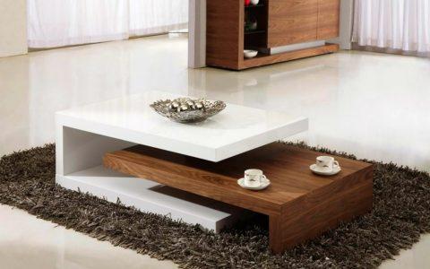 7 Modern Wooden Center Tables That Bring Plenty of Storage
