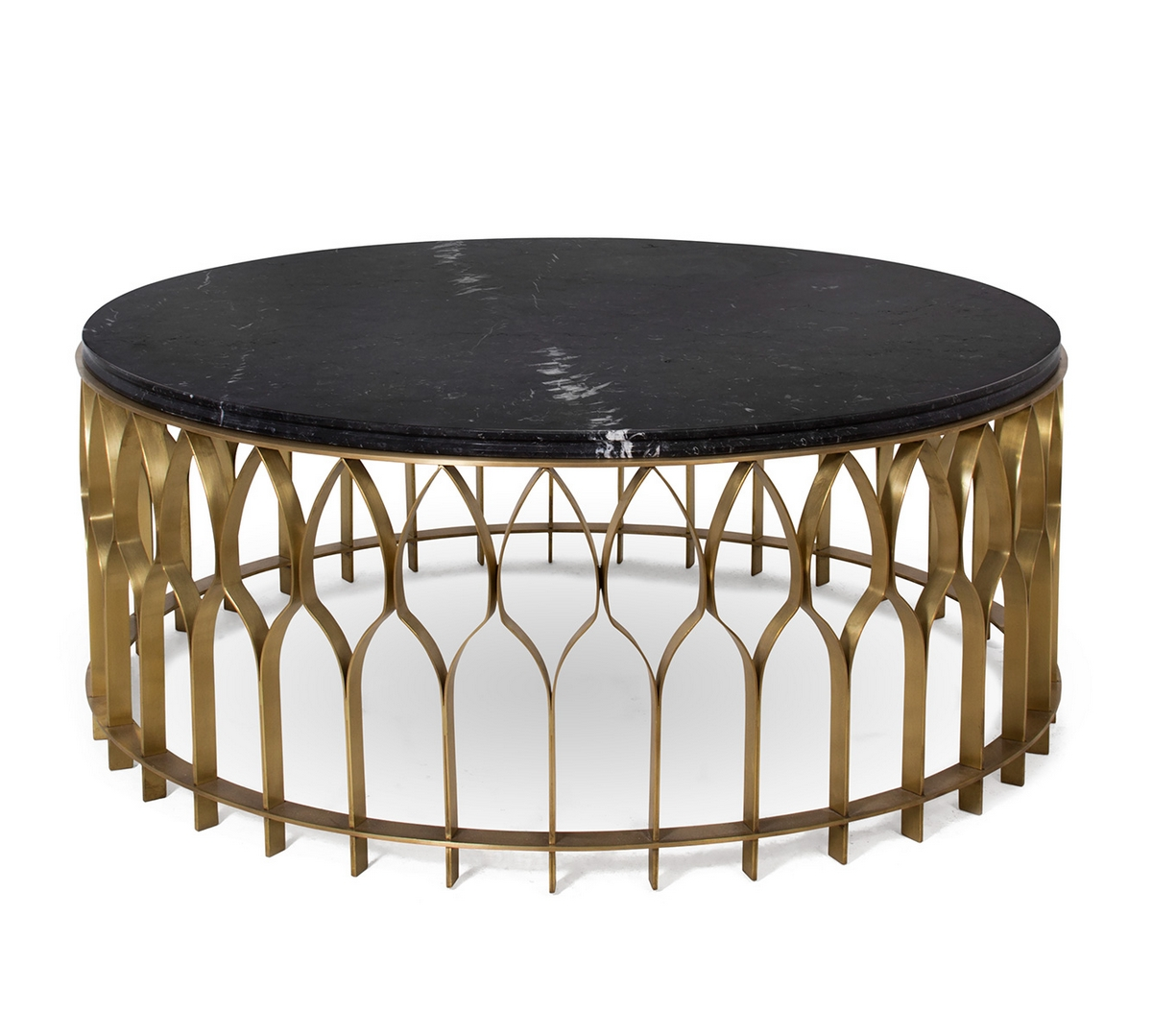center table Golden Center Tables That You Need To Add To Your Home Decor mecca center table zoom
