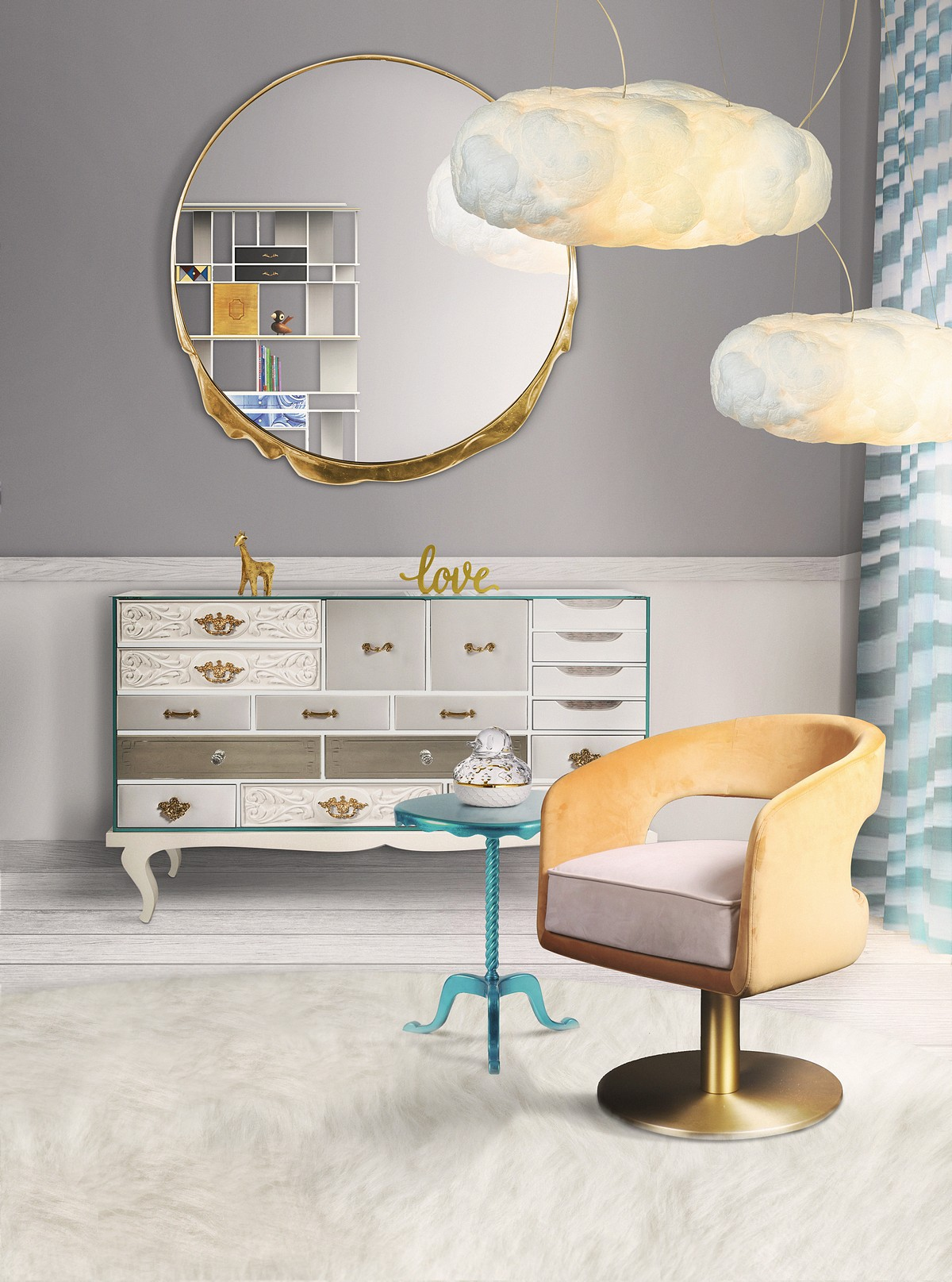 Discover The Best Sellers of the Year 2017 | Brings to you the ultimate selection of this year's best sellers in the word of design. #interiordesign #bestsellers #homedecor #decortrends #designworld