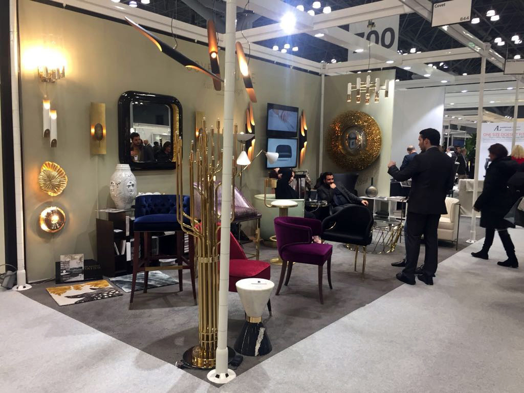 Covet House Outstanding Presence at the fair's 8th Edition | It's the leading fair and conference for the hospitality design industry of the United States, Canada and Europe. #interiordesign #homedecor #designindustry #designlovers BDNY Covet House Outstanding Presence at the BDNY 8th Edition WhatsApp Image 2017 11 13 at 09