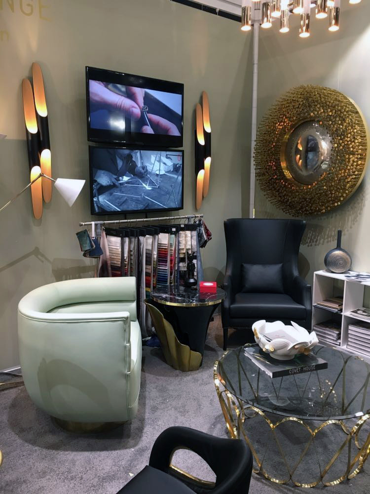 Covet House Outstanding Presence at the fair's 8th Edition | It's the leading fair and conference for the hospitality design industry of the United States, Canada and Europe.#interiordesign #homedecor #designindustry #designlovers BDNY Covet House Outstanding Presence at the BDNY 8th Edition WhatsApp Image 2017 11 13 at 09