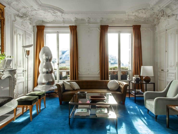 Be Amazed By Architect Luis Laplace Eclectic Home Design Project | The well known interior designer and architect Luis Laplace showcases its latest design project. #designproject #interiordesign #homedecor #classicarchitecture