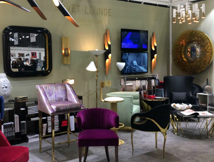 Covet House Outstanding Presence at the BDNY 8th Edition | It's the leading fair and conference for the hospitality design industry of the United States, Canada and Europe.#interiordesign #homedecor #designindustry #designlovers