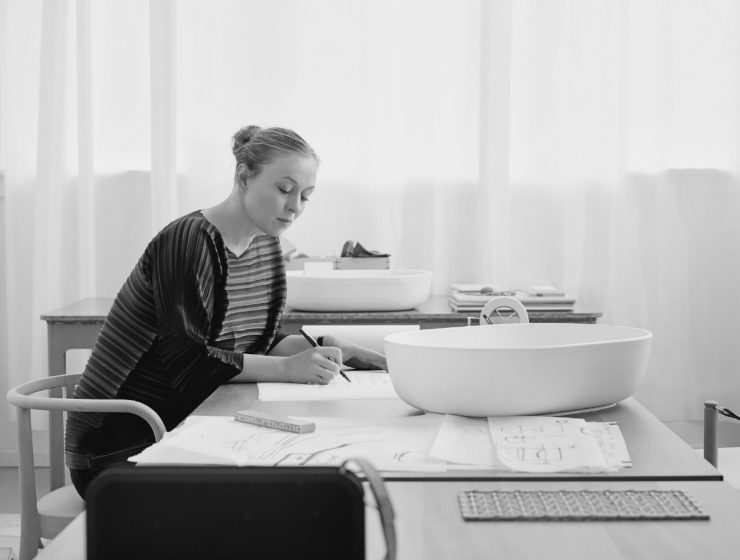 Cecilie Manz: Designer Of The Year At M&O | The fair has chosen this talented creator because of her creative work and innovative pieces and designs. #MO18 #MaisonetObjet #interiordesignideas #luxurybrands #designeroftheyear