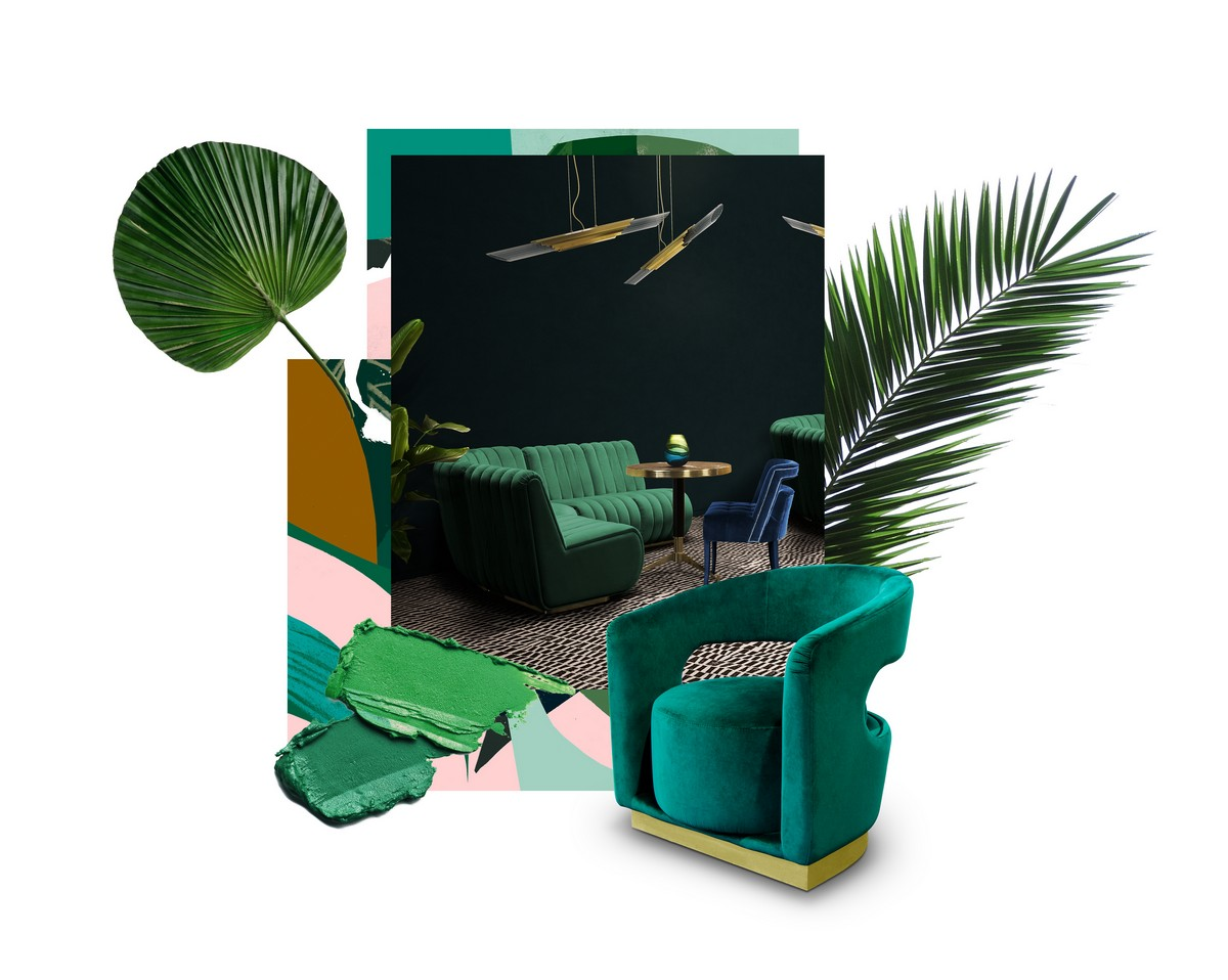The Best Moodboards to Help You Decor Your Interiors | Spring cleaning mood is starting to surface, it is time to swap the heavy charcoals and indigos for brighter, breezier shades and decor your interiors in the best way possible! #springcleaning #colortrends #moodboards #homedecor #centertables #interiordesign