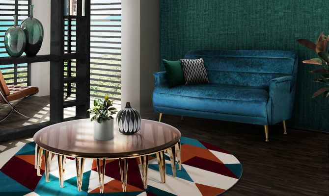 Newson Center Table: The Solution for Your Problems | We know sometimes it's hard to make this decision, without seeing thousands of designs. #centertable #centertables #livingroom #midcentury #essentialhome