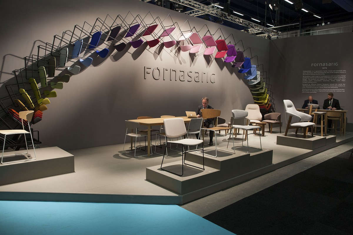 What to Expect from the Stockholm Furniture & Light Fair 2018 | The fair is almost here and promises to show a wide range of novelties in the design world at the Sweden's capital. #designfair #stockholmfair #stockholmdesign #designnews #interiordesign #homedecor #tradeshow stockholm furniture What to Expect from the Stockholm Furniture & Light Fair 2018 IMG 5119
