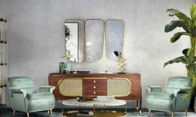 When Mid-Century Center Table Craig Takes Over Your Living Room | Essential Home is an innovative mid-century modern furniture brand that takes important historical and cinematographic references from the 1930s and 1960s and turns them into unique furnishing pieces. #interiordesign #midcenturydesigns #centertables #homedecor #livingroomdesign