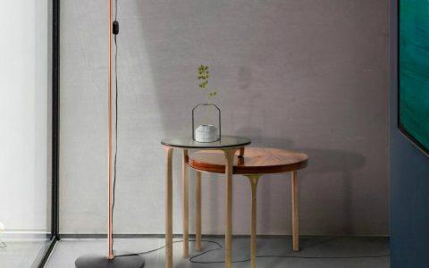 Luray By Brabbu: A Modern Side Table For A Contemporary Decor