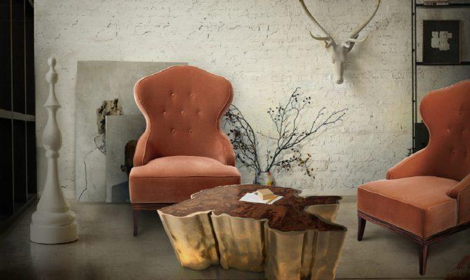 Nature Inspirational Design: The Best Center Tables by Brabbu