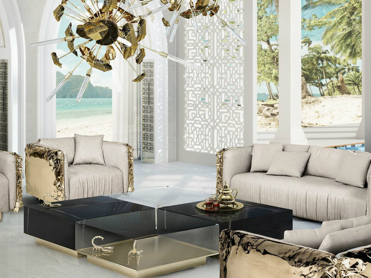 Top Luxury Black And White Center Tables Luxury Black And White Center  Tables Top Luxury Black