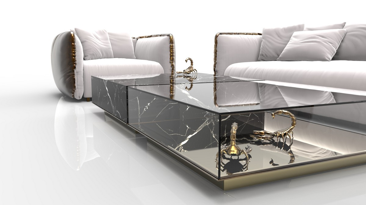 Contemporary Center Tables You Will Fall In Love With