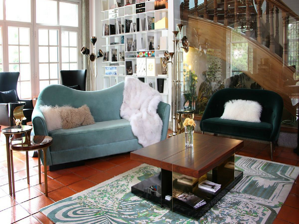 Luxurious Center Tables at Covet House Douro