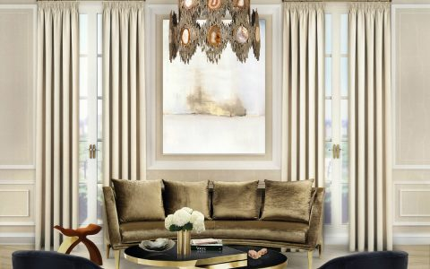Living Room Chandeliers You Will Fall In Love With