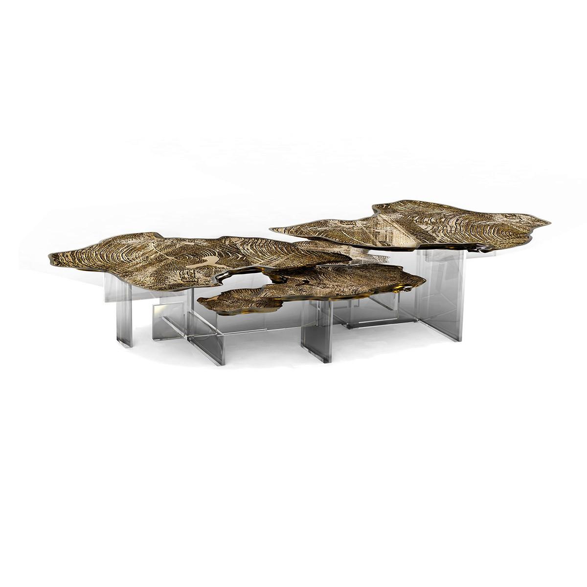 Monet Center Table: When Interior Design Goes Contemporary