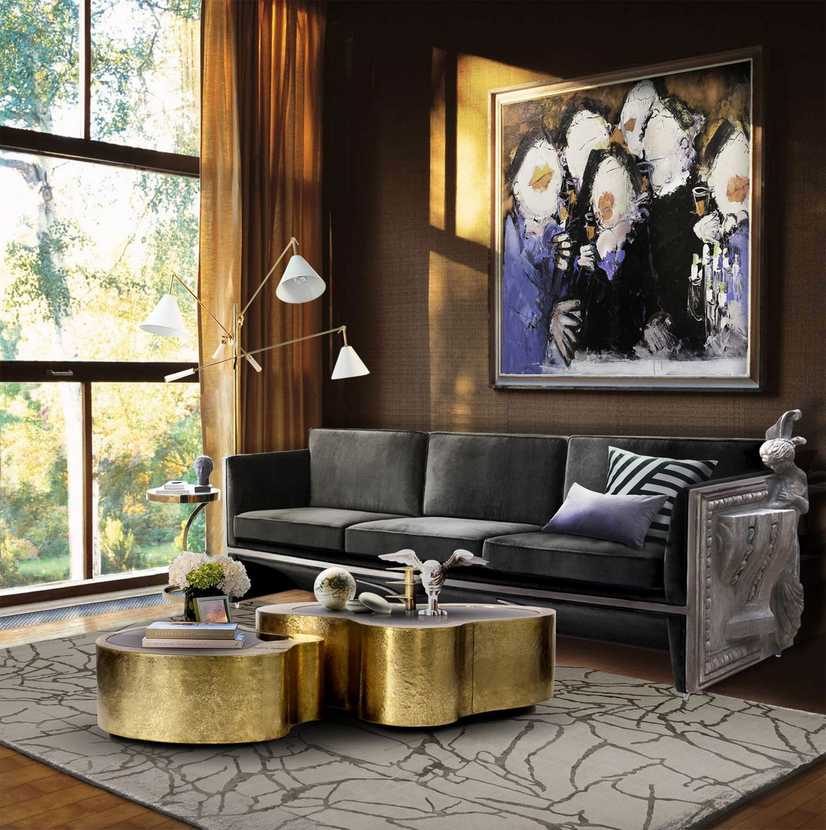 living room, living room ideas, living room decor, center tables, modern center tables, exclusive center tables, exclusive design, center tables design,  modern center tables Modern Center Tables To Enlight Your Living Room 61ad9f127e8082aee9dc928e104cc108