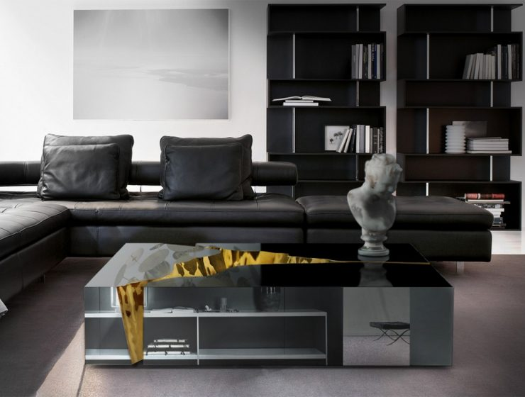 modern center tables Modern Center Tables To Enlight Your Living Room BL Living Room 24 740x560