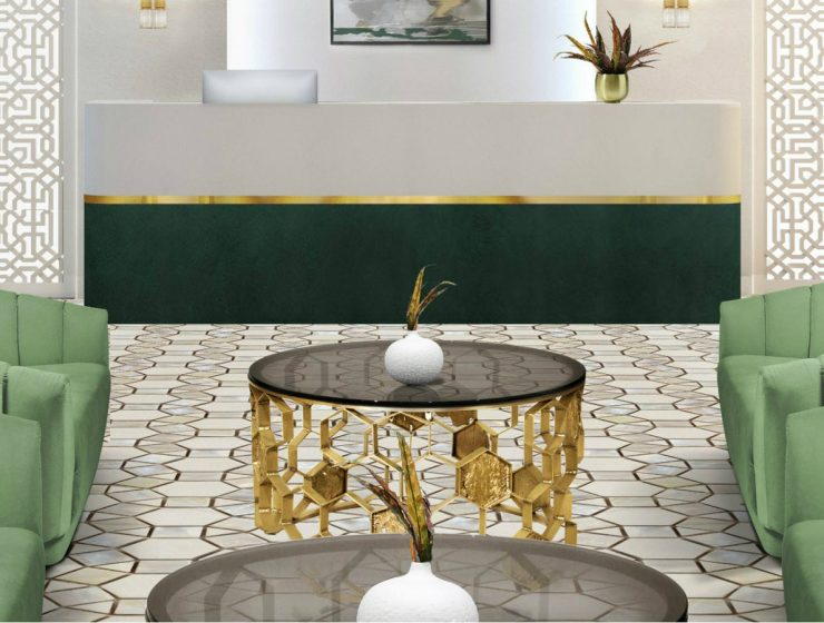 maison et objet The Best Center Tables You Can Find At Maison&Objet 2019 2 1 1 740x560