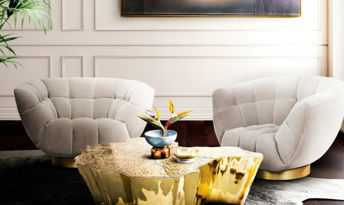 maison et objet Exclusive Armchairs To Match With Your Center Table At MO'19 feat 1 670x400  Home Page feat 1 670x400