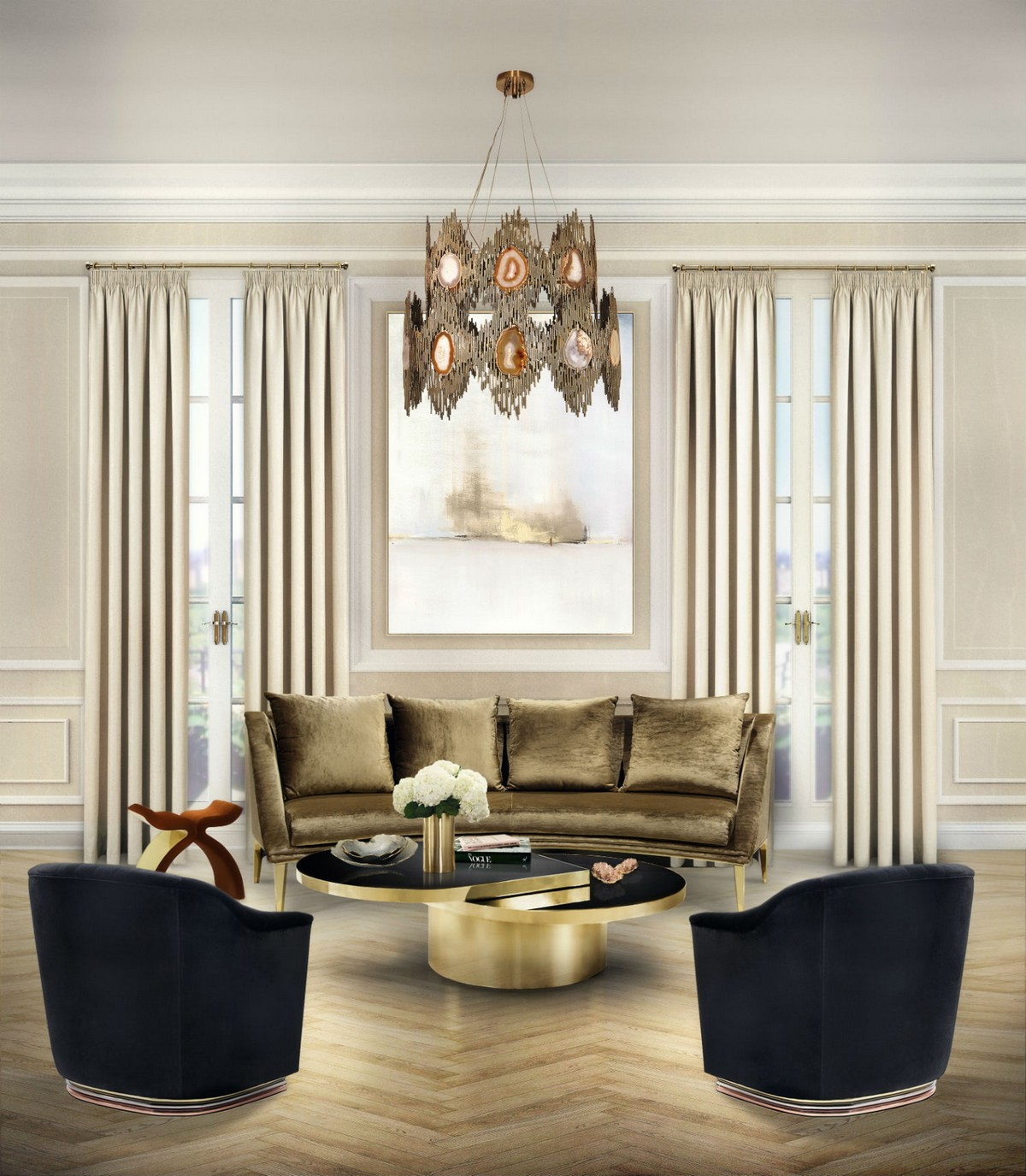living room, living room ideas, living room decor, center tables, trendy center tables, trendy center tables for 2019, luxury center tables, modern center table trendy center tables Trendy Center Tables for 2019 inspirations ideas salone del mobile best luxury exhibitors modern patio and furniture
