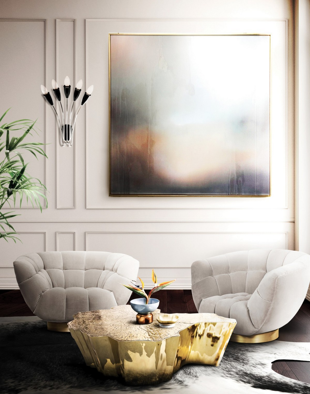 7 Living Room Design Ideas You Can Find On Pinterest