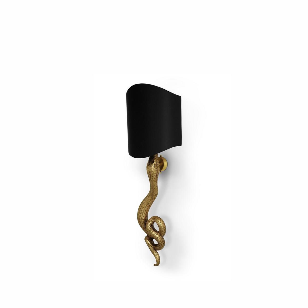 Exclusive Lighting Designs You Will Love lighting Exclusive Lighting Designs You Will Love serpentine sconce2