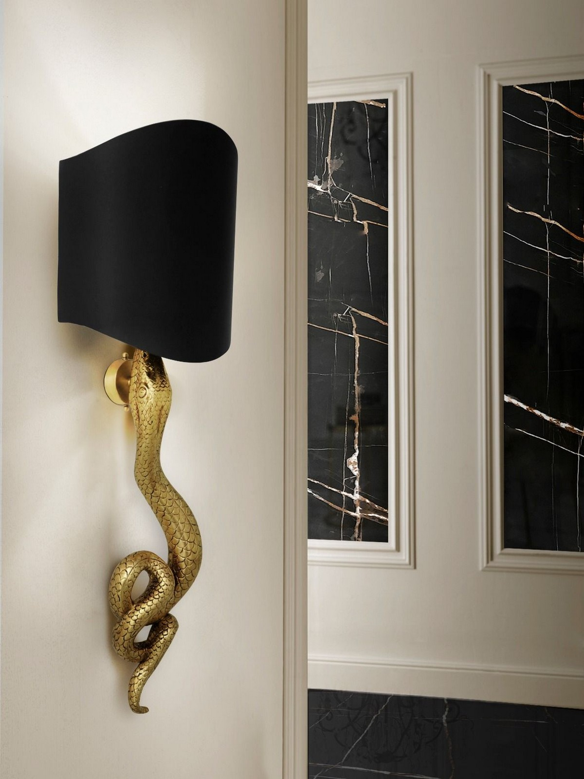 Exclusive Lighting Designs You Will Love lighting Exclusive Lighting Designs You Will Love serpetine sconce