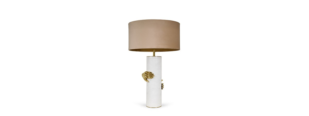 Exclusive Lighting Designs You Will Love lighting Exclusive Lighting Designs You Will Love vengeance table lamp2