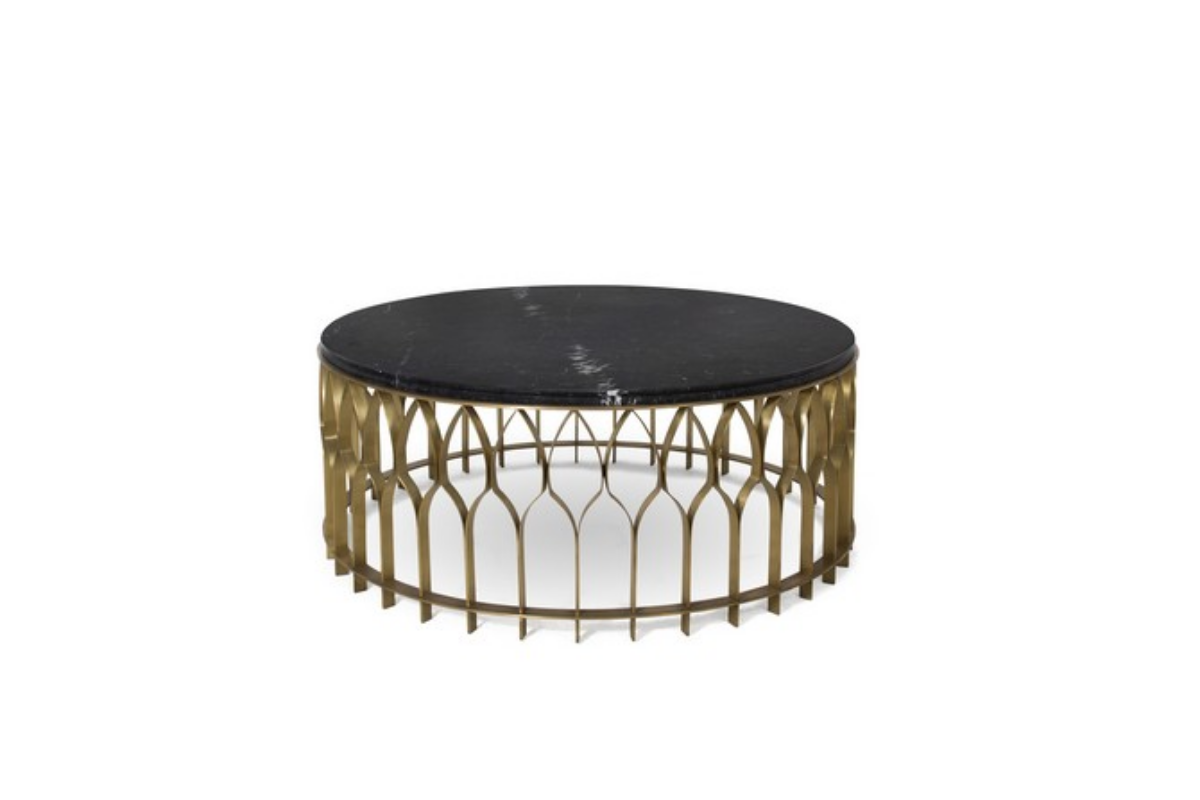 Golden Center Tables Perfect For Your Home Decor golden center tables Golden Center Tables Perfect For Your Home Decor 1