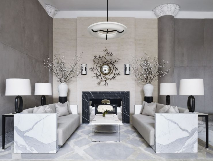 living room projects Top Living Room Projects Of All Time 40 bleecker street 12 740x560