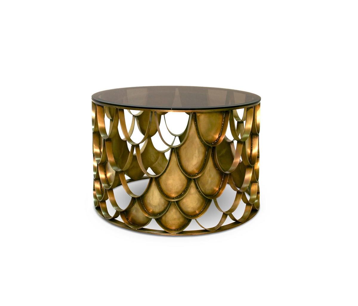 Koi Center Table – Craftsmanship Meets Modern Design koi center table Koi Center Table – Craftsmanship Meets Modern Design koi center table b