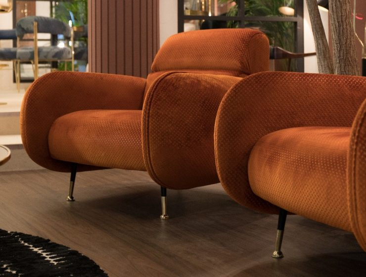 living room designs Best Living Room Designs For 2019 marco armchair 740x560