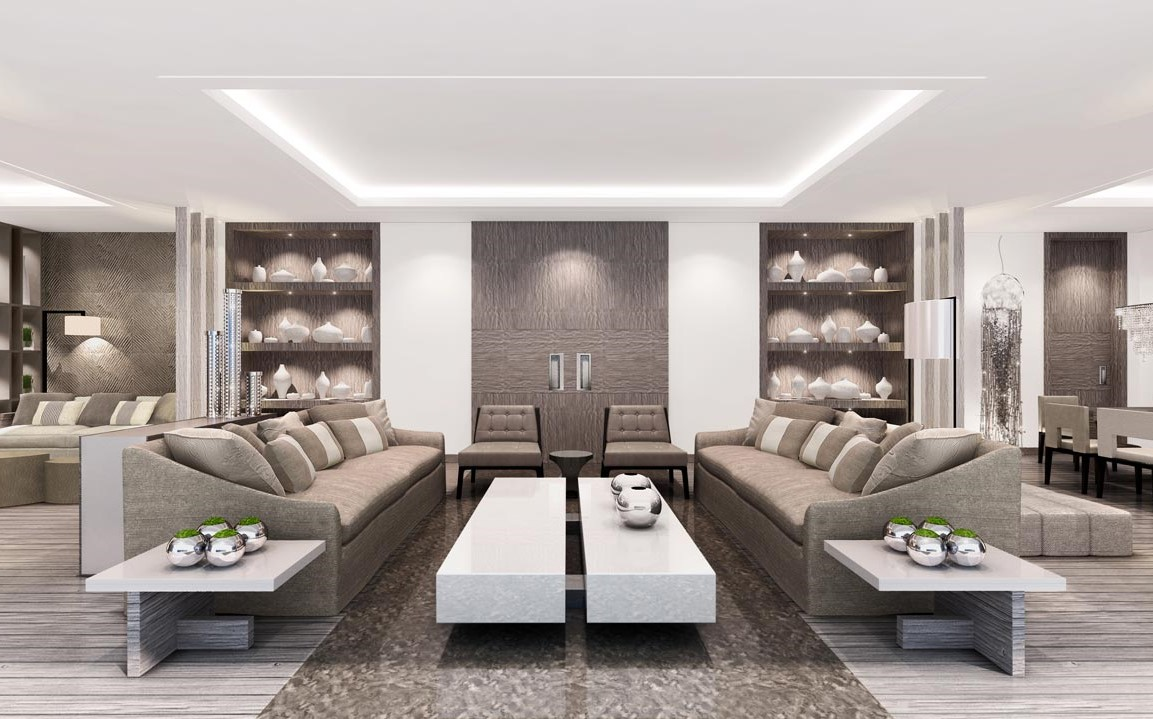 interior design Trendy Projects by Top Interior Designers 1 2