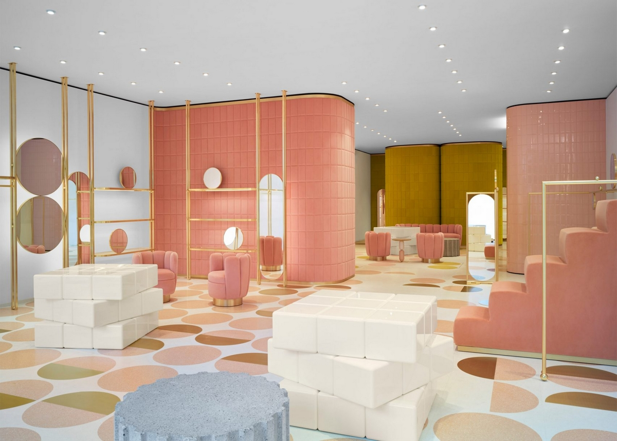 interiors designers Be Inspired by The Best Interior Designers Projects Contemporary Design Best Interior Designers in the World India Mahdavi