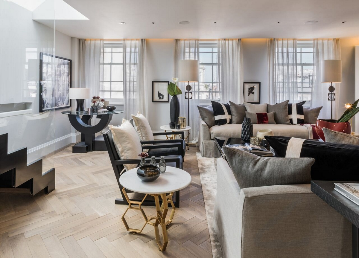 interiors designers Be Inspired by The Best Interior Designers Projects Contemporary Design Best Interior Designers in the World Interior Design by Kelly Hoppen