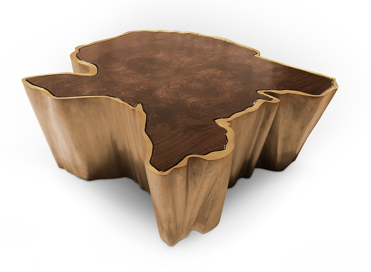 salone del mobile milano 2019 Salone Del Mobile Milano | Top Center Tables (Part II) carlyle collective sequoia center table furniture furniture tables center tables metal wood
