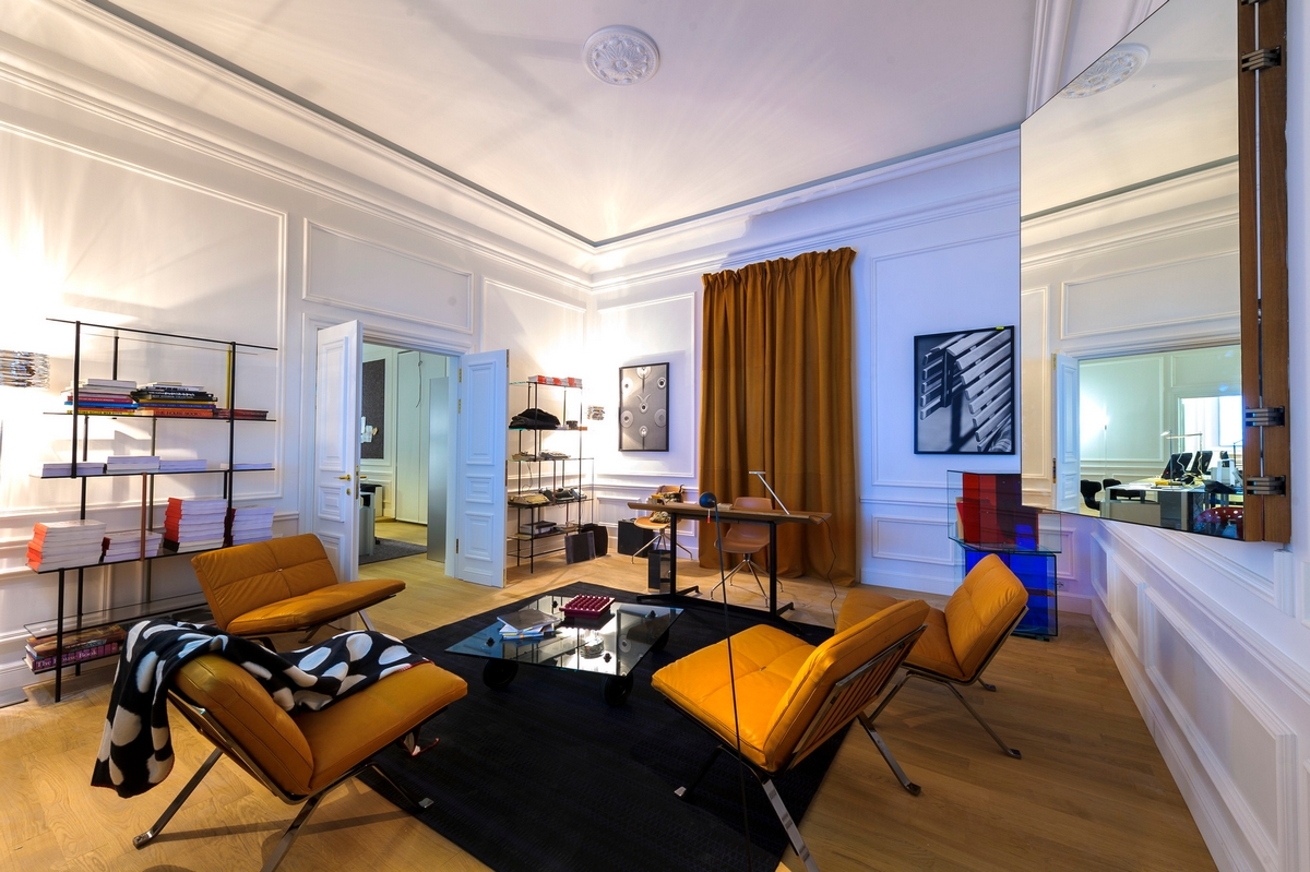 interior design Trendy Projects by Top Interior Designers jean n ouvel