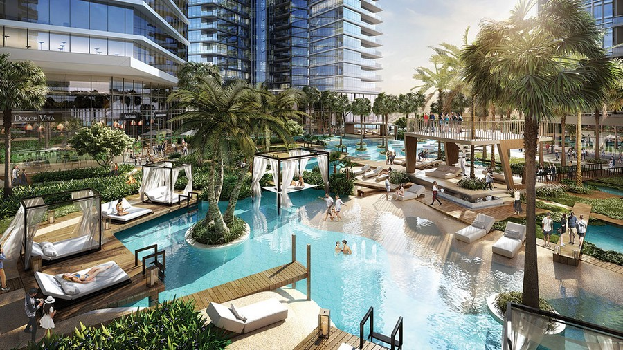luxury project Aykon City – A Luxury Project by DAMAC Properties Aykon City A Luxury Project by DAMAC Properties 04
