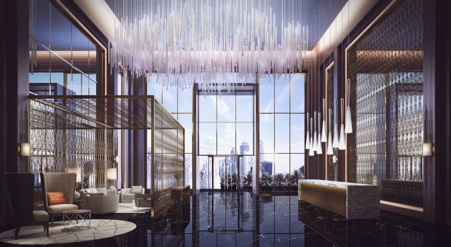 luxury project Aykon City – A Luxury Project by DAMAC Properties Aykon City A Luxury Project by DAMAC Properties 05