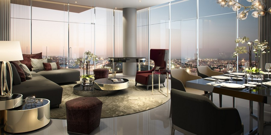 luxury project Aykon City – A Luxury Project by DAMAC Properties Aykon City A Luxury Project by DAMAC Properties 08