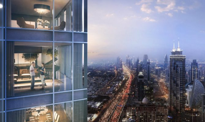 luxury project Aykon City – A Luxury Project by DAMAC Properties Aykon City A Luxury Project by DAMAC Properties ft 670x400