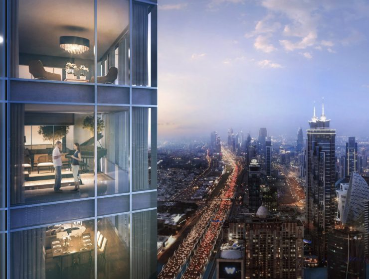 luxury project Aykon City – A Luxury Project by DAMAC Properties Aykon City A Luxury Project by DAMAC Properties ft 740x560