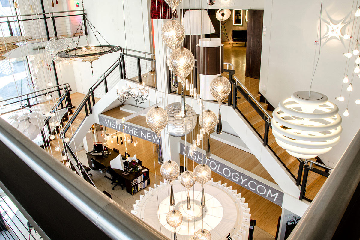 lighting Lightology | Iconic Lighting For Impressive Interior Atmospheres showroom lg 02