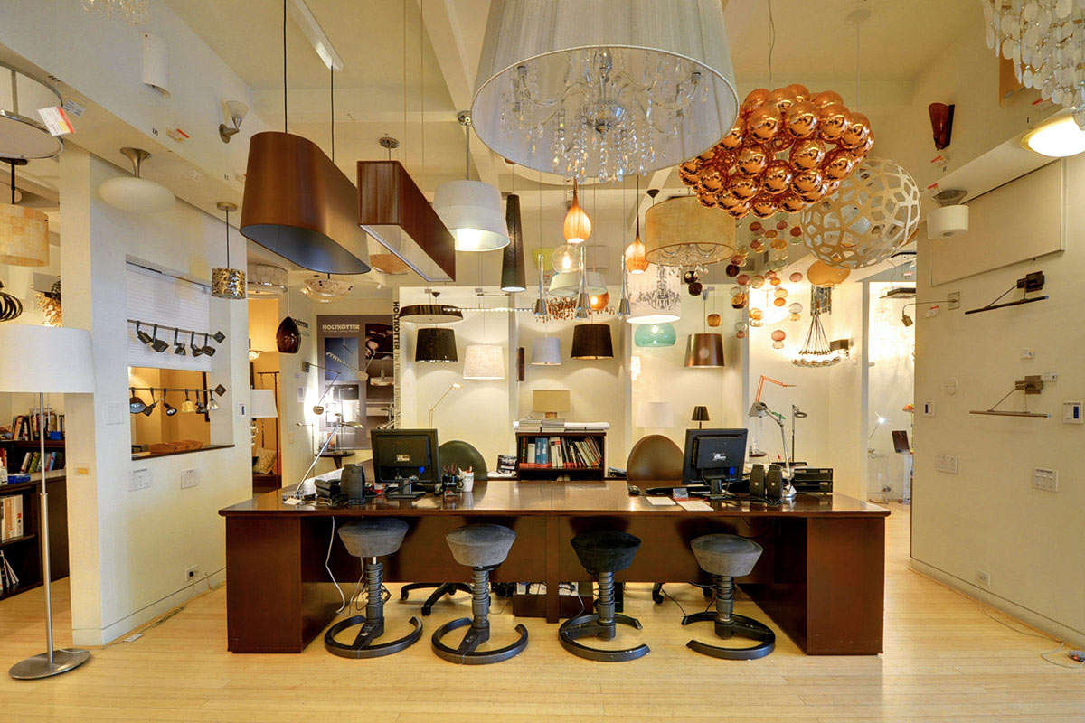 lighting Lightology | Iconic Lighting For Impressive Interior Atmospheres showroom lg 05