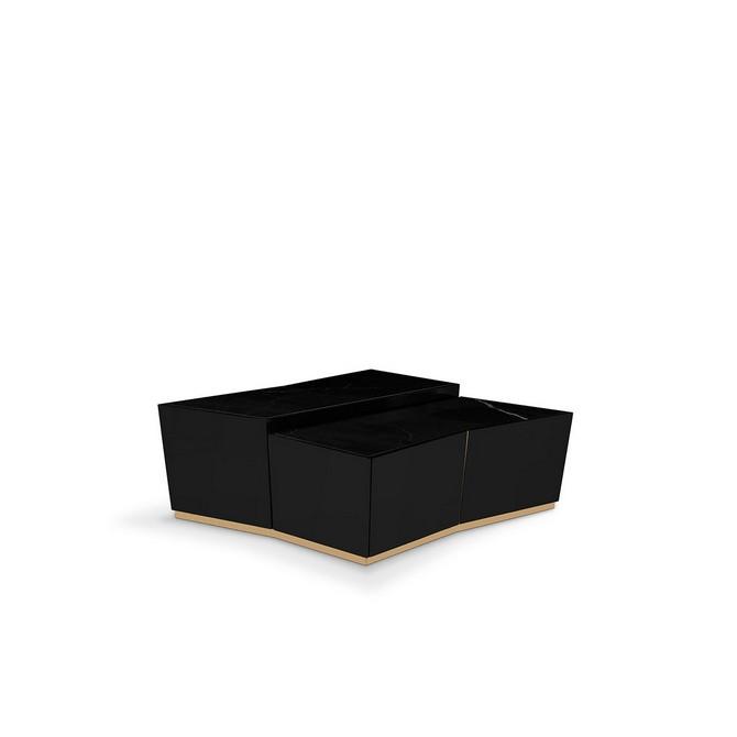 Top Black Center Tables black center tables Top Black Center Tables lx beyond center table imagem principal