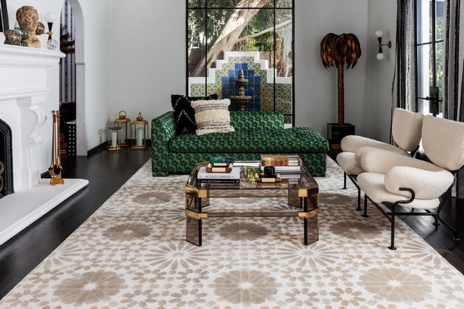 Get Inspiration From Martin Lawrence Bullard Projects martin lawrence bullard projects Get Inspiration From Martin Lawrence Bullard Projects rug project